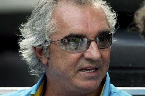 Pat Symonds und Flavio Briatore arbeiten ab sofort nicht mehr für Renault