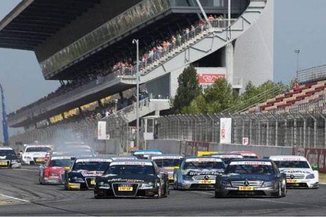 Der Circuit de Catalunya stellt die Techniker vor einige Herausforderungen