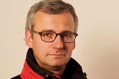 AUTO BILD-Redakteur Dirk Branke