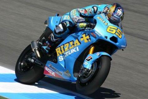 Loris Capirossi ist mit der Suzuki-Saison 2009 alles andere als zufrieden