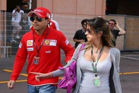 Felipe Massa hofft, dass er rasch in den Rennsport zurückkehren kann