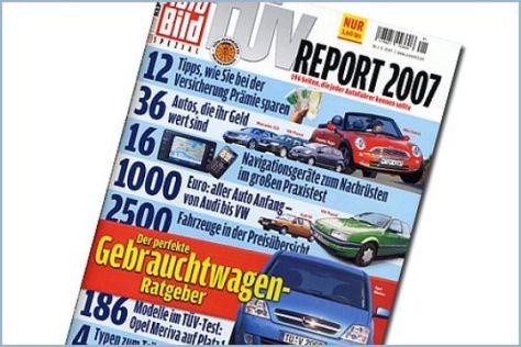 AUTO BILD TÜV-Report 2007