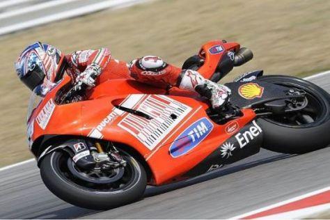 Obwohl die Resultate bei Ducati nicht immer toll waren, ist Nicky Hayden glücklich