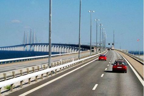 Sperrungen der Öresundbrücke
