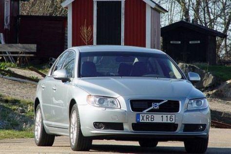 Rückruf Volvo S80