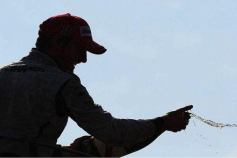 Titelfavorit Jenson Button ist seit Monza wieder voll auf WM-Kurs