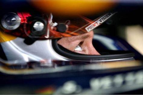 Sebastian Vettel rechnet sich immer noch Chancen auf den WM-Titel aus