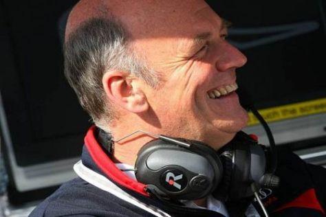 Audi-Sportchef Wolfgang Ullrich freut sich auf ein interessantes Rennen