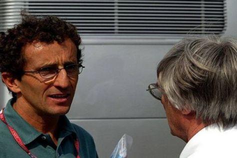 """Alain Prost ist in Frankreich so etwas wie der """"Monsieur Formule 1"""""""