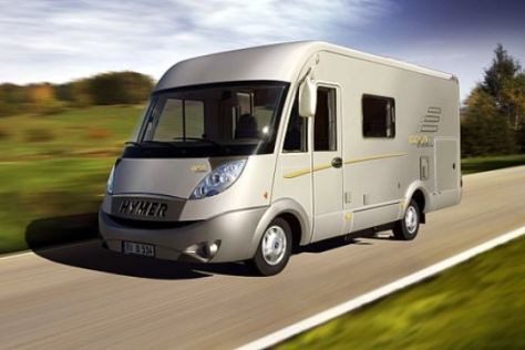 "Hymer ""Gold Edition"""