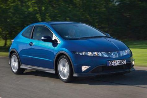 Preise Honda Civic Type R/S