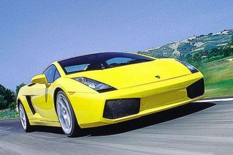 Lamborghini feiert Jubiläum