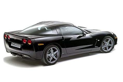 """Sondermodell Corvette """"Victory Edition"""""""