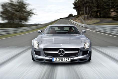 Mercedes SLS AMG in Gran Turismo 5
