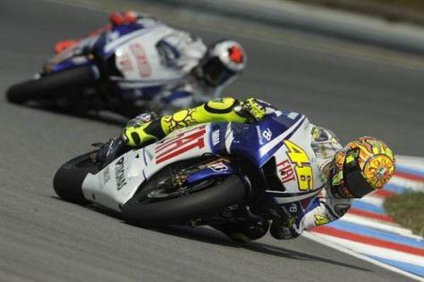 Fahren Valentino Rossi und Jorge Lorenzo das beste Motorrad aller Zeiten?