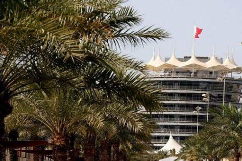 Der Saisonauftakt findet 2010 wieder in Bahrain und nicht in Australien statt