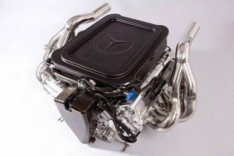 Die V8-Motoren in der Formel 1 streuen in ihrem Leistungsniveau nur marginal