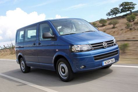 VW T5 Multivan Starline 2.0 TDI