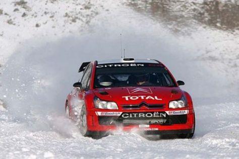 Rallye Schweden/ 2.Lauf der WRC 2007