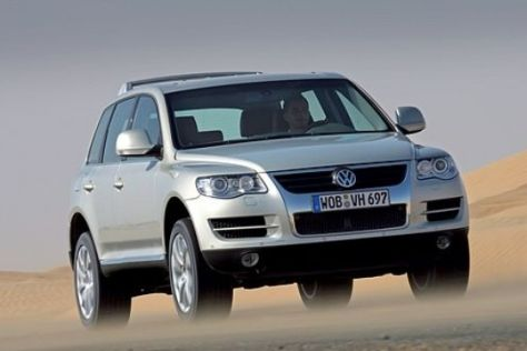 VW Touareg (Facelift 2007)