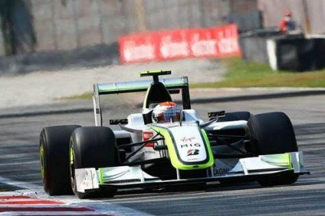 Der Mann der vergangenen Wochen: Rubens Barrichello ist in Hochform