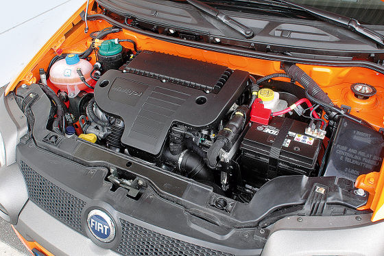 Gebrauchtwagen Fiat Panda 4x4 II (ab 2004)