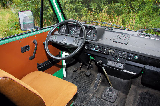 VW Bus T3 syncro