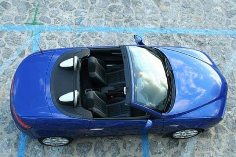 Test Alfa Spider 3.2 JTS V6 24V Q4