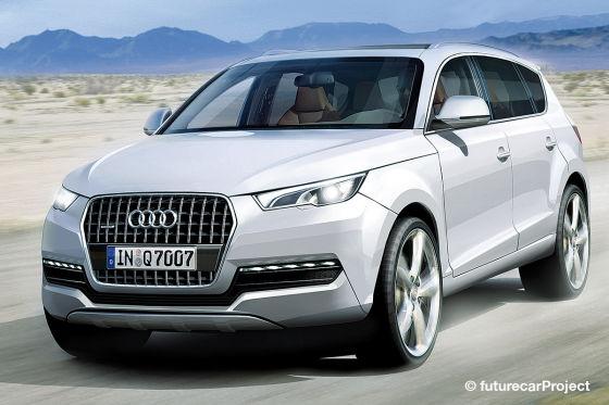 Illustration Audi Q7