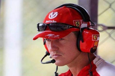 Michael Schumacher sieht nur noch geringe Titelchancen für Sebastian Vettel