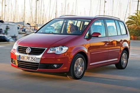 VW Touran Highline TSI