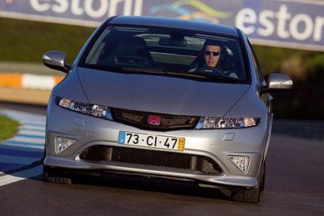 Fahrbericht Honda Civic Type R