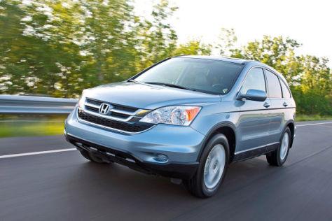 Honda CR-V Modelljahr 2010