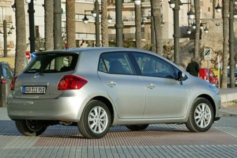 Test Toyota Auris