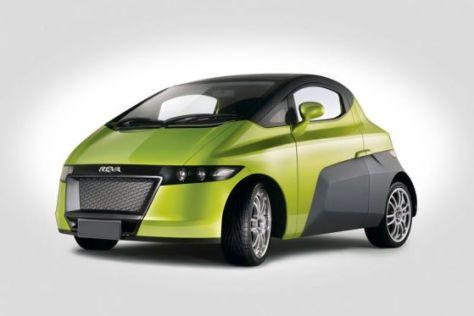 Reva NXG (Elektroauto für 2011)