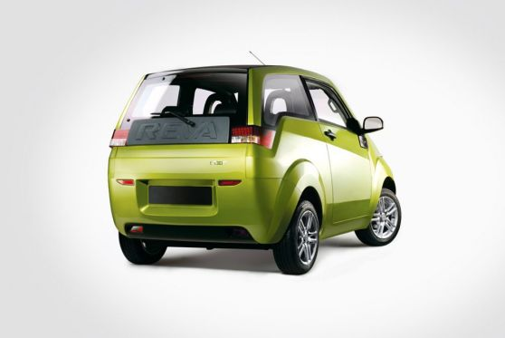 Reva NXR (Elektroauto für 2010)