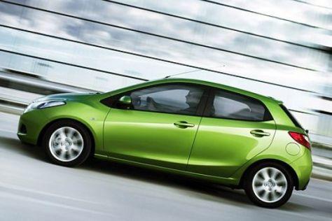 Der neue Mazda2 (2008)
