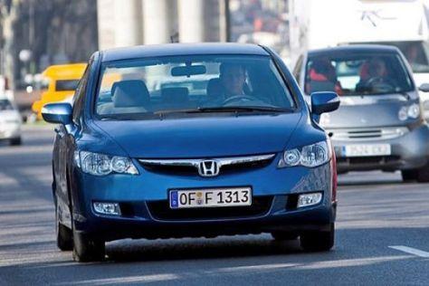Rückruf Honda Civic Hybrid