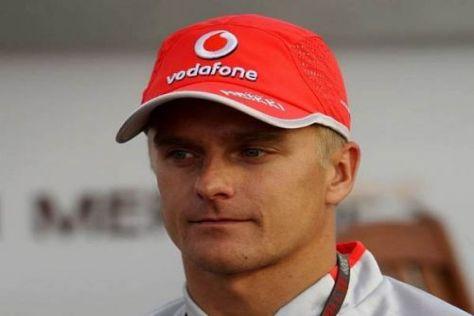 Zukunft noch ungewiss: Wird Heikki Kovalainen 2010 bei den Silbernen sein?