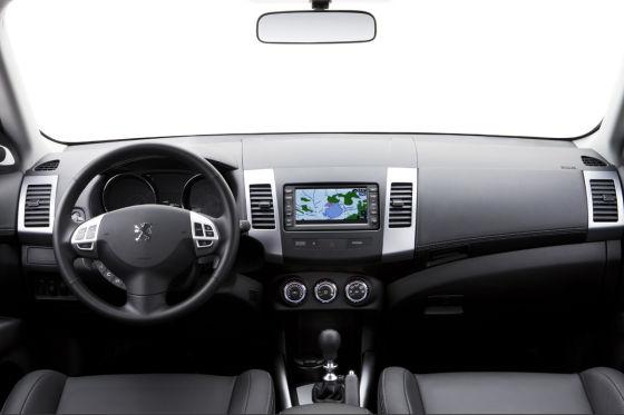 Peugeot 4007 mit DSG