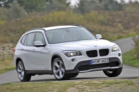 BMW X1 2.0 d xDrive