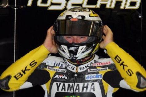 James Toseland ist auf der Suche, in MotoGP und Superbike-WM