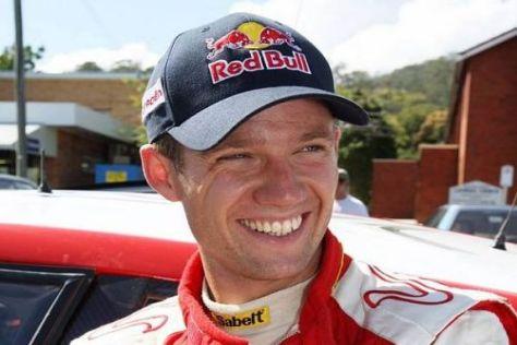 Sébastien Ogier tritt zum ersten Mal mit einem WRC bei der Spanien-Rallye an