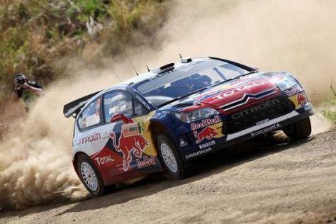 Verstärkung für Citroën: In Großbritannien sind einige C4-Fahrzeuge am Start...