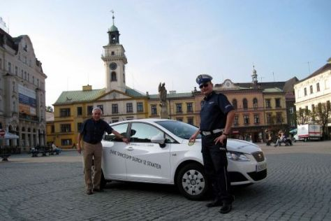 Sparfahrt im Seat Ibiza Ecomotive