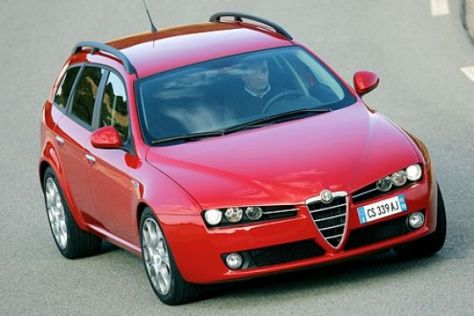 Rückruf Alfa 159 Sportwagon