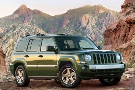 Fahrbericht Jeep Patriot