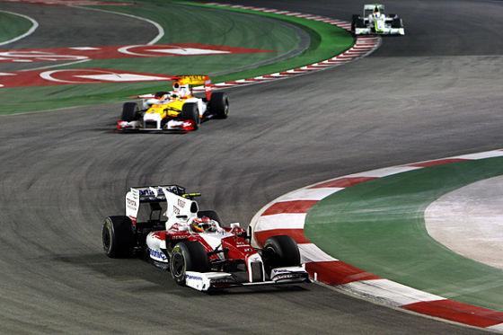 Formel 1 Timo Glock