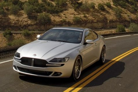 Test Fisker Latigo CS