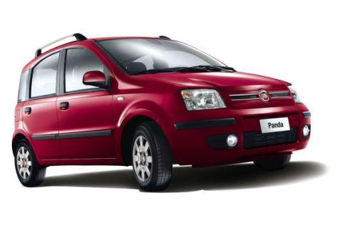 Fiat Panda Modelljahr 2010